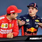 Vettel grapt naar Verstappen over snelheid